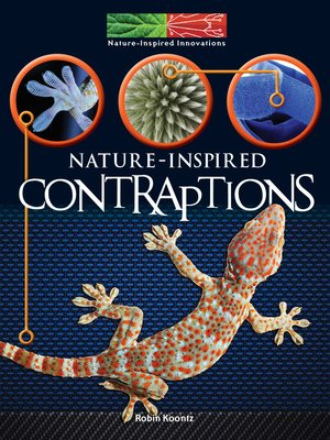 cover image of Nature Inspired Contraptions
