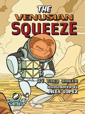 cover image of The Venusian Squeeze