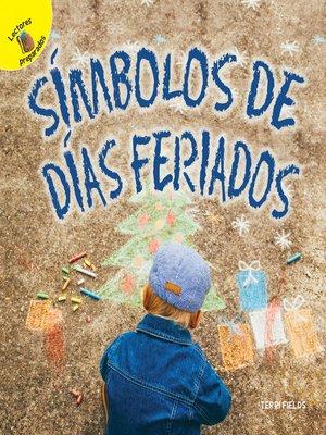 cover image of Símbolos de días feriados, Grades PK - 2