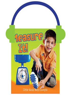 cover image of Measure It!