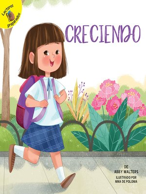 cover image of Creciendo (Growing Up)