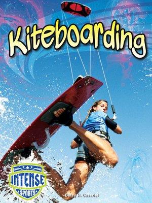 cover image of Kiteboarding