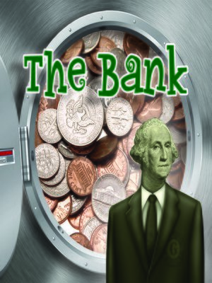 cover image of The Bank