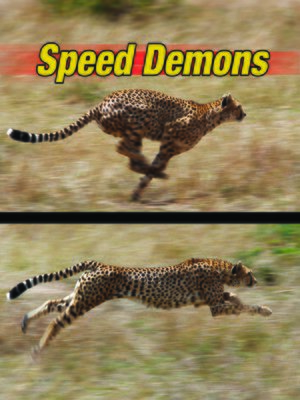 cover image of Speed Demons