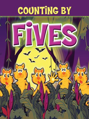 cover image of Counting by Fives