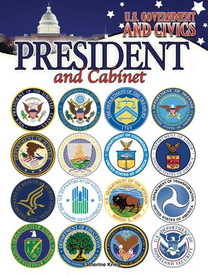 cover image of President and Cabinet