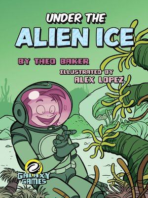 cover image of Under the Alien Ice