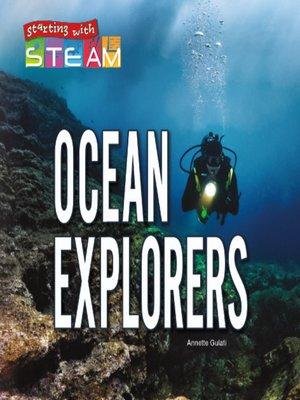 cover image of Ocean Explorers