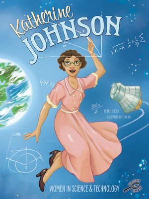 cover image of Katherine Johnson