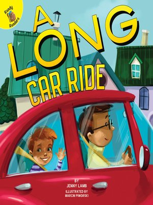 cover image of A Long Car Journey