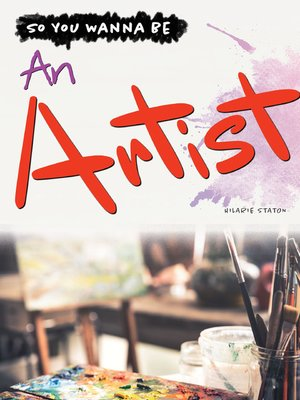 cover image of An Artist