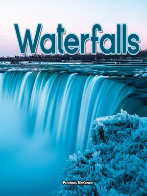 cover image of What Are Waterfalls?