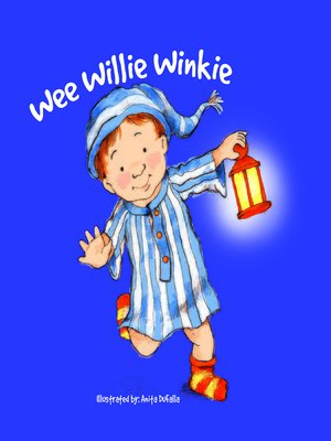 cover image of Wee Willie Winkie
