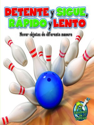 cover image of Détente y sigue, rápido y lento