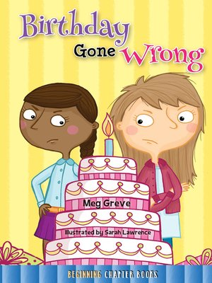 cover image of Birthday Gone Wrong