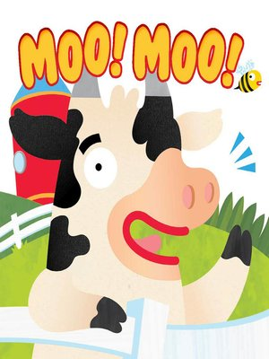 cover image of Moo! Moo!