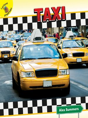 cover image of Taxi (Taxi Cab)