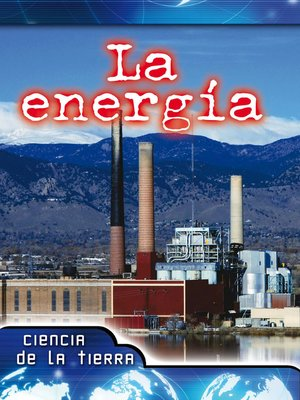 cover image of La energia (Energy)