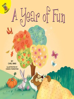cover image of A Year of Fun