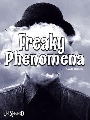 cover image of Freaky Phenomena, Grades 4 - 8