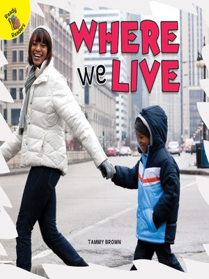 cover image of Where We Live