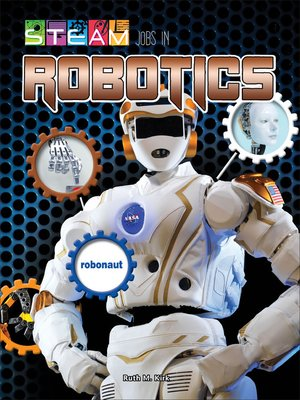 cover image of STEAM Jobs in Robotics