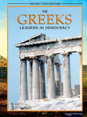 cover image of The Greeks