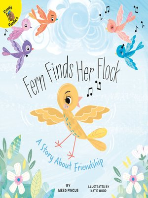 cover image of Fern Finds Her Flock