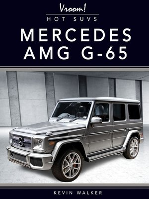 cover image of Mercedes AMG G-65