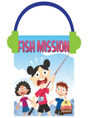 cover image of Fish Mission
