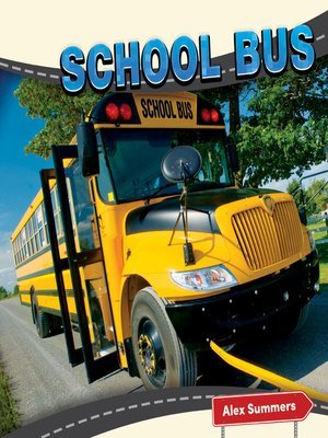 cover image of School Bus