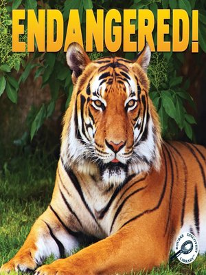 cover image of Endangered!