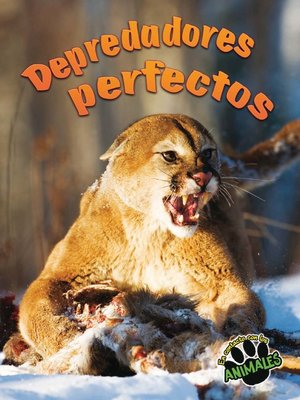 cover image of Depredadores perfectos (Perfect Predators)
