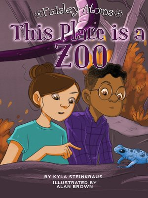 cover image of This Place is a Zoo