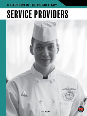 cover image of Service Providers