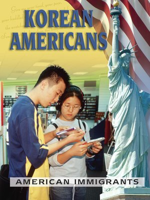 cover image of Korean Americans