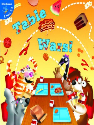 cover image of Table Wars!