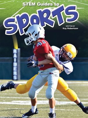 cover image of Stem Guides to Sports