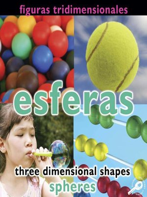 cover image of Esferas (Three Dimensional Shapes: Spheres)