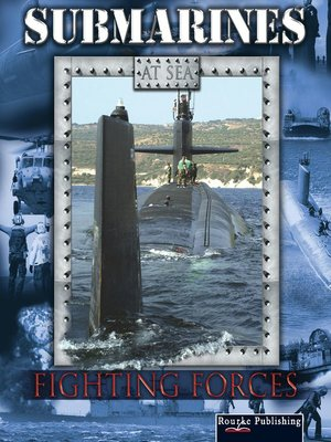 cover image of Submarines at Sea