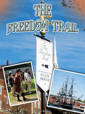 cover image of The Freedom Trail