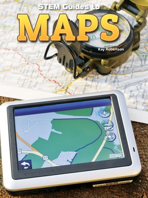 cover image of Stem Guides to Maps