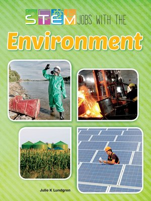 cover image of STEM Jobs with the Environment