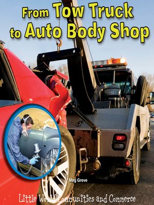 cover image of From Tow Truck to Auto Body Shop