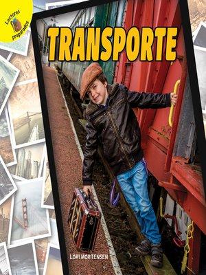 cover image of Descubrámoslo (Let's Find Out) Transporte, Grades PK - 2