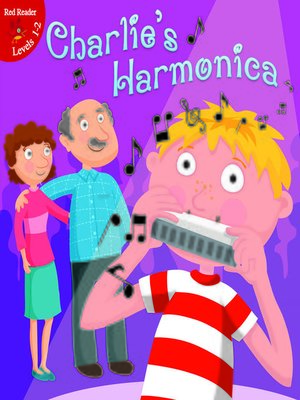 cover image of Charlie's Harmonica