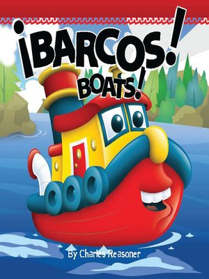 cover image of ¡Barcos! (Boats)