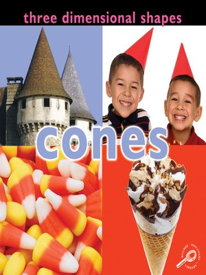 cover image of Cones