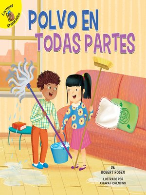 cover image of Polvo en todas partes (Dust Everywhere)