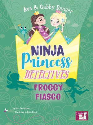cover image of Froggy Fiasco
